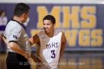 1/4 HS BOYS BBALL: MHS-ABILENE